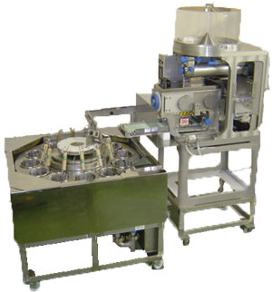The automated noodle making machine uds200-12